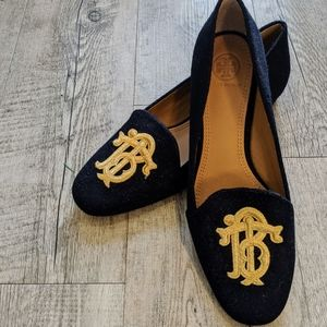 Tory Burch Loafers, Never worn!